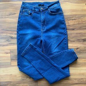 Bob's high rise skinny Jeans 11/12